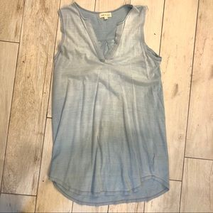 Cloth & Stone Washed our blue t-shirt dress